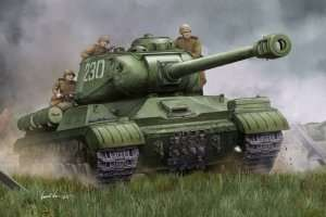 Soviet IS-2M Heavy Tank - Late in scale 1-35