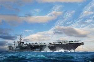 USS Constellation CV-64 model Trumpeter 06715 in 1-700