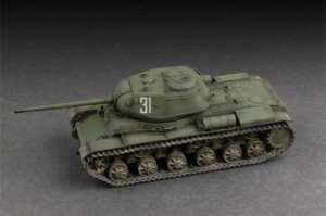 Soviet KV-85 Heavy Tank in scale 1-72