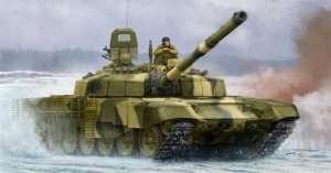 Russian T-72B2 MBT - Rogatka - in scale 1:72