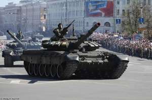 Russian T-72B3 MBT model Trumpeter 09508 scale 1-35