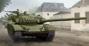 Russian T-72A MBT Mod 1985 model Trumpeter in 1-35