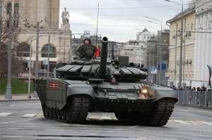 Russian T-72B3 MBT Mod.2016 in scale 1-35