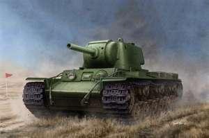 Russian KV-9 Heavy Tank model Trumpeter 09563 in 1-35