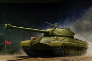 Soviet JS-5 Heavy Tank model Trumpeter 09566 in 1-35