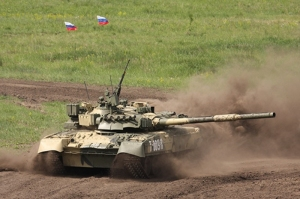 Russian T-80UK MBT model Trumpeter 09578 in 1-35