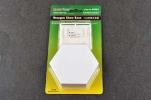 Hexagon Show Base - Master Tools Trumpeter