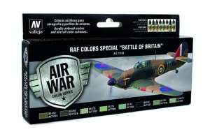 Model Air - RAF Colors Special Battle of Britain 8 x 17ml - 71144