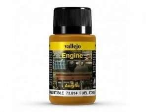 Weathering Fuel Stains Engine 40ml - Vallejo 73814
