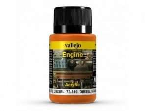 Weathering Diesel Stains Engine 40ml - Vallejo 73816