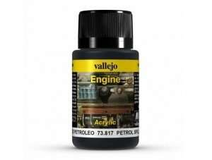 Weathering Petrol Spills Engine 40ml - Vallejo 73817