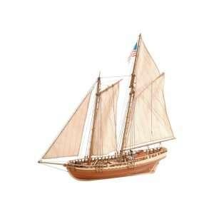 Virginia 1819 - Artesania 22135 - wooden ship model kit