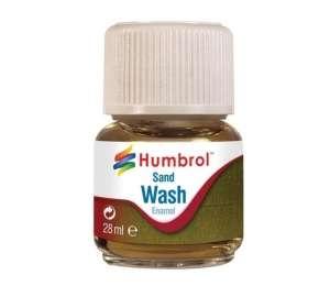 Humbrol AV0207 Enamel Wash Sand 28ml