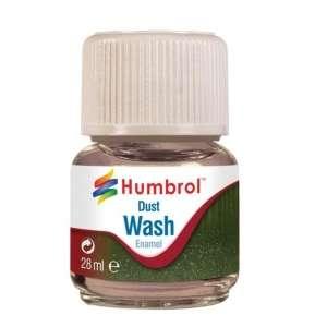Humbrol AV0208 Enamel Wash Dust 28ml