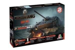 Jagdpanzer IV World of Tanks - WOT in scale 1-35 - Italeri 36510