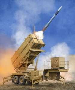 US M901 Launching Station w/MIM-104F Patriot SAM System (PAC-3)