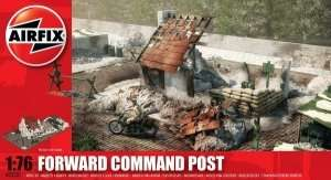 Forward Command Post scale 1:76