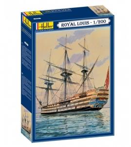 Le Royal Louis model Heller 80892 in 1-200