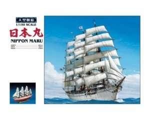 Nippon Maru in scale 1-150