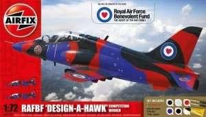 Gift Set - RAFBF Hawk Design a Hawk Airfix A50140