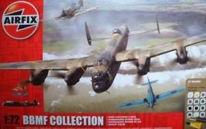 Gift Set - BBMF Collection Airfix A50158 in scale 1-72