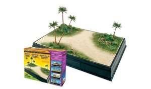 Zestaw diorama - Pustynna oaza - Woodland SP4112