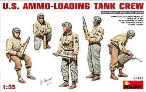MiniArt 35190 U.S. Ammo-Loading Tank Crew