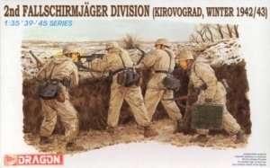 2nd Fallschirmjager Division (Kirovograd, Winter 1942/43)