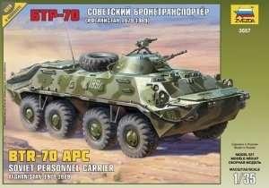 Zvezda 3557 BTR-70 APC (Afghanistan 1979-89)
