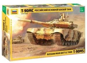 Russian main battle tank T-90MS - Zvezda 3675 scale 1-35