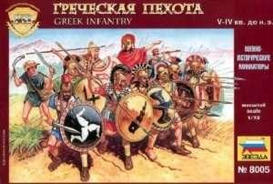 Zvezda 8005 Greek infantry V-IV BC
