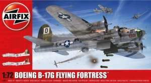 Airfix A08017 Boeing B-17G Flying Fortress in scale 1-72