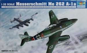 German fighter Me262A-1a Trumpeter 02235