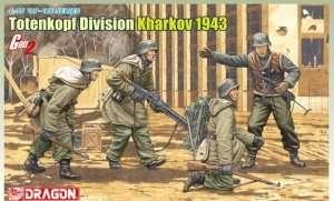Dragon 6385 Totenkopf Division Kharkov 1943