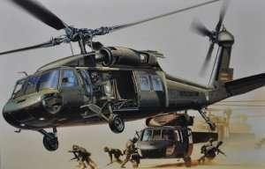 Academy 12111 U.S.Army UH-60L Black Hawk
