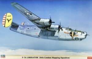 F-7A Liberator in scale 1-72 Limited Edition