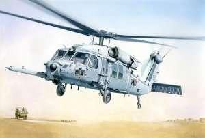 Helicopter MH-60K Blackhawk SOA in scale 1-48 Italeri 2666