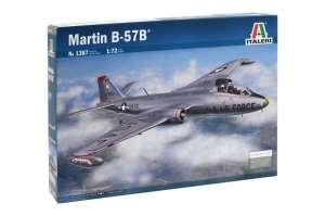 Martin B-57B in scale 1-72 Italeri 1387