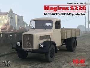 ICM 35452 Niemiecka ciężarówka Magirus S330 (1949)