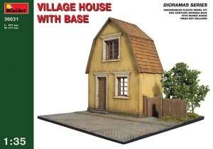 MiniArt 36031 Village House With Base
