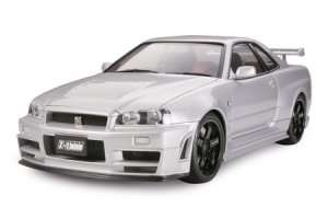 Nismo R34 GT-R Z-tune in scale 1-24 Tamiya 24282