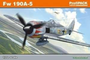 Model Focke-Wulf Fw190A-5 Eduard 70116