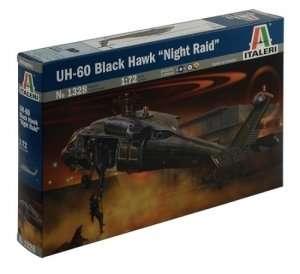 UH-60/MH-60 Black Hawk Night Raid in scale 1-72