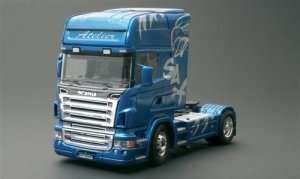 Scania R620 Atelier in scale 1-24 Italeri 3850