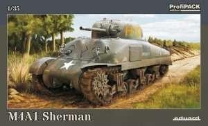 Eduard 3716 M4A1 Sherman ProfiPACK