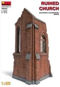 MiniArt 35533 Ruined Church
