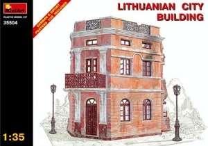 MiniArt 35504 Lithuanian City Building