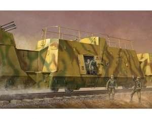 German Kommandowagen in scale 1-35