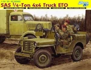 Dragon 6725 SAS 1/4 - Ton 4x4 Truck ETO