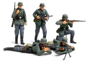 Tamiya 35293 German Infantry Set (French Campaign)